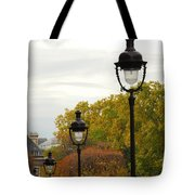 Paris Street Tote Bag by Elena Elisseeva