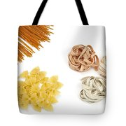Pasta Tote Bag by Joana Kruse