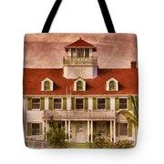 Peanut Island Tote Bag by Debra and Dave Vanderlaan