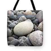 Pebbles Tote Bag by Frank Tschakert