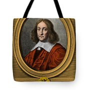 Pierre De Fermat, French Mathematician Tote Bag by Photo Researchers, Inc.