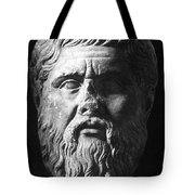 PLATO (c427 B.C.-c347 B.C.) Tote Bag by Granger