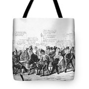 Presidential Campaign, 1824 Tote Bag by Granger