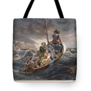 Puritan Fugitives Tote Bag by Granger