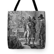 Puritan Punishment Tote Bag by Granger