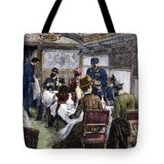 Railroad: Dining Car, 1880 Tote Bag by Granger