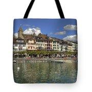 Rapperswil Tote Bag by Joana Kruse