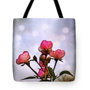 Reaching For The Light Tote Bag by Judi Bagwell