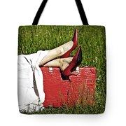 Relax Tote Bag by Joana Kruse