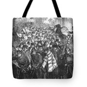 Russia: Moscow, 1881 Tote Bag by Granger