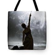 Silhouette Tote Bag by Joana Kruse