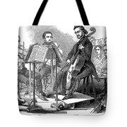 String Quartet, 1846 Tote Bag by Granger