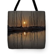 Sunset Tote Bag by Joana Kruse