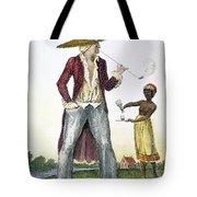 Surinam: Slave Owner, 1796 Tote Bag by Granger