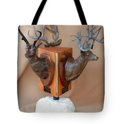 Texas Trophies Tote Bag by J P Childress