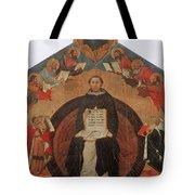 Thomas Aquinas, Italian Philosopher Tote Bag by Photo Researchers