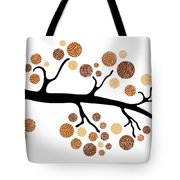 Tree Branch Tote Bag by Frank Tschakert