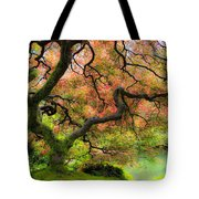 Tree of Beauty Tote Bag by Steve McKinzie