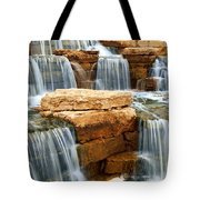 Waterfall Tote Bag by Elena Elisseeva