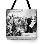Grover Cleveland Tote Bag by Granger