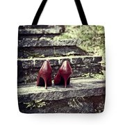 Pumps Tote Bag by Joana Kruse