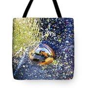 Barack Obama Star Tote Bag by Augusta Stylianou