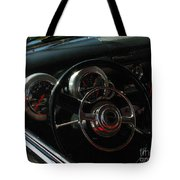 1953 Mercury Monterey Dash Tote Bag by Peter Piatt