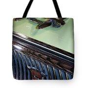 1957 Nash Statesman Super Tote Bag by David Patterson
