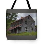 Abandoned Homestead Tote Bag by John Stephens