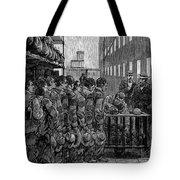 Blackwells Island, 1876 Tote Bag by Granger