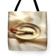 Cigarette Tote Bag by Joana Kruse