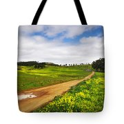 Countryside Landscape Tote Bag by Carlos Caetano