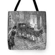 Dickens: Our Mutual Friend Tote Bag by Granger
