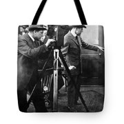 D.W. GRIFFITH (1875-1948) Tote Bag by Granger