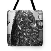 Elizabeth I (1533-1603) Tote Bag by Granger