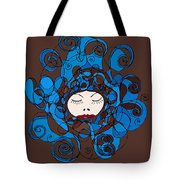 Fashion Illustration Tote Bag by Frank Tschakert