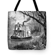 Florida: St. Johns River Tote Bag by Granger