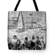 Garfield Inauguration, 1881 Tote Bag by Granger