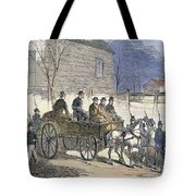 John Brown (1800-1859) Tote Bag by Granger