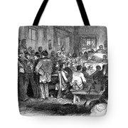 Kansas-nebraska Act, 1855 Tote Bag by Granger