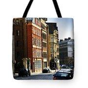 London Street Tote Bag by Elena Elisseeva