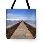 Monte Tamaro Tote Bag by Joana Kruse