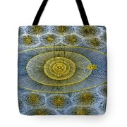Plurality Of Worlds, Leonhard Euler Tote Bag by Science Source