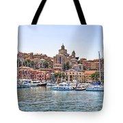 Porto Maurizio - Imperia Tote Bag by Joana Kruse