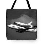 Shuttle Endeavour Tote Bag by Jason Smith