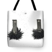 Magnetism Tote Bag by Photo Researchers, Inc.