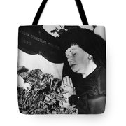 RUDOLPH VALENTINO Tote Bag by Granger