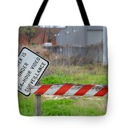 24 Hour Surveillance Tote Bag by Nikki Marie Smith