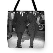 DWIGHT D. EISENHOWER Tote Bag by Granger
