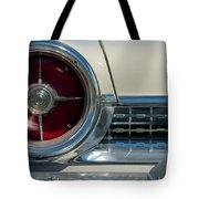 1963 Ford Galaxie Tote Bag by Mark Dodd